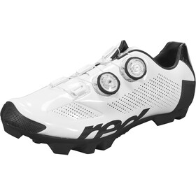 Red Cycling Products PRO Mountain I Carbon Scarpe MTB, white
